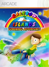 Rainbow Islands: Towering Adventure! Xbox 360