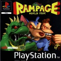 Rampage World Tour Playstation