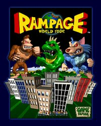 Rampage World Tour PC