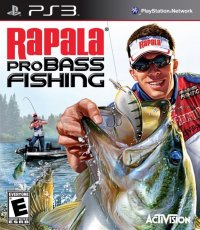 Rapala Pro Bass Fishing 2010 PS3