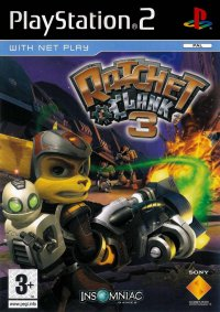 Ratchet & Clank 3 Playstation 2