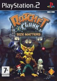 Ratchet & Clank: El Tamaño Importa Playstation 2