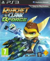 Ratchet & Clank: Fuerza Q PS3