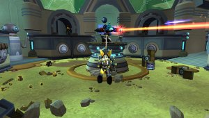Tráiler debut de Ratchet & Clank Collection HD