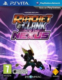 Ratchet & Clank: Nexus PS Vita