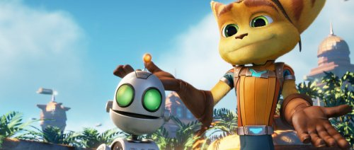 Ratchet and Clank Pelicula