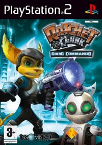 Ratchet & Clank: Totalmente a Tope Playstation 2