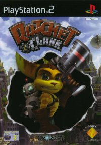 Ratchet & Clank Playstation 2