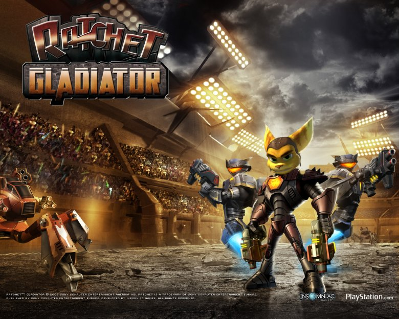 Ratchet: Gladiator HD