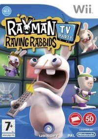 Raving Rabbids TV Party Wii