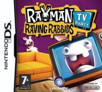 Raving Rabbids TV Party Nintendo DS