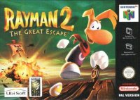 Rayman 2: The Great Scape Nintendo 64