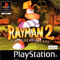 Rayman 2: The Great Scape Playstation