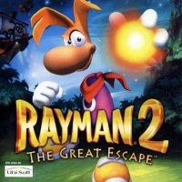 Rayman 2: The Great Scape Dreamcast
