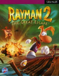 Rayman 2: The Great Scape PC