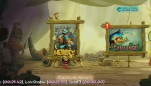 [Impresiones] Rayman Legends Challenges APP