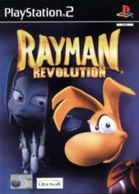 Rayman Revolution Playstation 2
