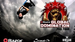 Renegade Kid y Scarab anuncian Razor Global Domination Pro Tour