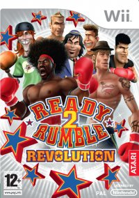 Ready 2 Rumble Revolución Wii