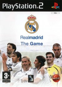 Real Madrid: The Game Playstation 2