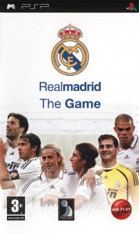 Real Madrid: The Game PSP