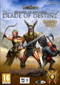 Realms of Arkania - Blade of destiny PC