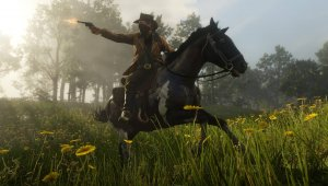 Red Dead Online estrena Gun Rush, su nuevo modo Battle Royale