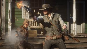 Red Dead Redemption 2 muestra su segundo video gameplay