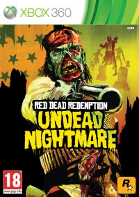 Red Dead Redemption Undead Nightmare Xbox 360