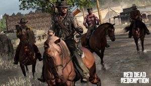 Red Dead Redemption rebajado, con evento multiplayer y 9 veces nominado a los IAA