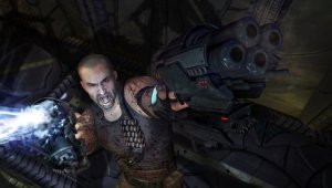 Gameplay puro y duro de Red Faction: Armageddon