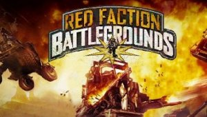 Primer tráiler de Red Faction: Battlegrounds