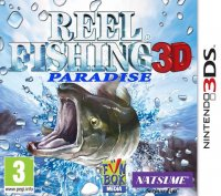 Reel Fishing Paradise 3D Nintendo 3DS