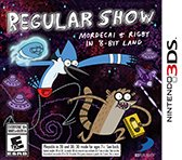 Regular Show: Mordecai & Rigby in 8-Bit Land Nintendo 3DS