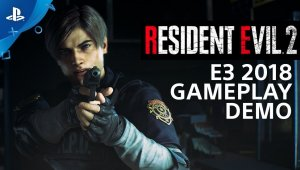 Resident Evil 2 Remake muestra un oscuro y espectacular gameplay