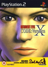 Resident Evil Code: Veronica X Playstation 2