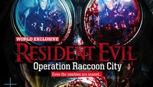 Primeros scans de Resident Evil: Operation Racoon City