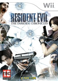 Resident Evil: The Darkside Chronicles Wii
