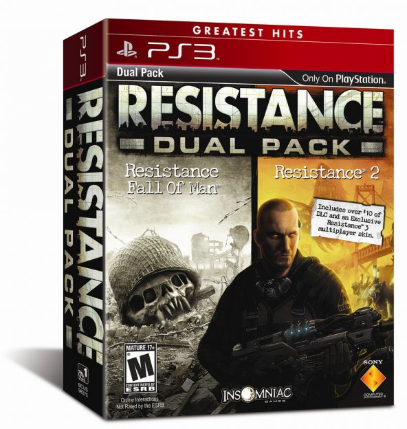 Resistance: Dual pack