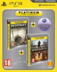 Resistance Dual Pack PS3