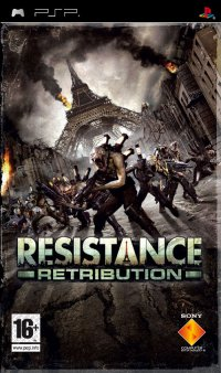 Resistance Retribution Playstation Portable