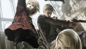 Caratula Americana de Resonance Of Fate