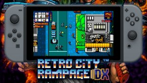 Retro City Rampage DX llegará a Nintendo Switch muy pronto