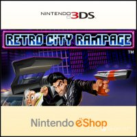 Retro City Rampage Nintendo 3DS