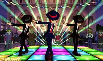 Rhythm Phantom Thief R