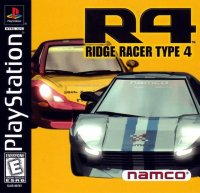 Ridge Racer Type-4 PS3