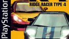 Ridge Racer Type-4