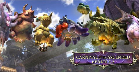 Carnival of the Ascended