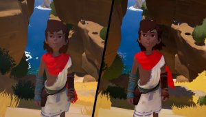 Comparan los gráficos de RiME en Nintendo Switch y PS4
