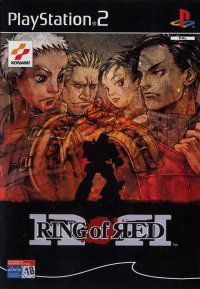 Ring of Red Playstation 2